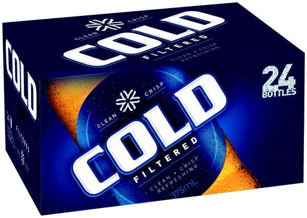 Pack de Carleton Cold Filtered