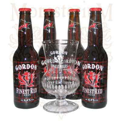 Ambiance de Gordon Finest Red