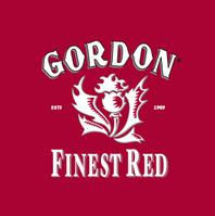 Etiquette de Gordon Finest Red