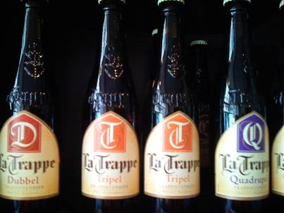 Collection la Trappe Triple Blonde