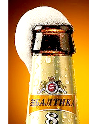 Belle mousse de la Baltika 8