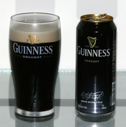Guinness pression